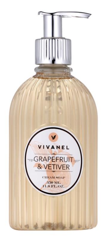 Vivian Gray Vivanel Grapefruit&Vetiver Cream Liquid Soap