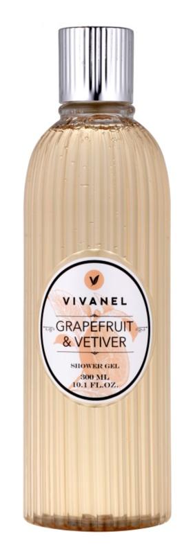 Vivian Gray Vivanel Grapefruit&Vetiver kremasti gel za prhanje