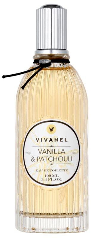 Vivian Gray Vivanel Vanilla&Patchouli eau de toilette pentru femei 100 ml