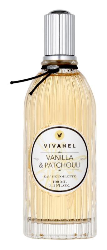 Vivian Gray Vivanel Vanilla&Patchouli toaletní voda pro ženy 100 ml