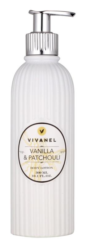 Vivian Gray Vivanel Vanilla&Patchouli mleczko do ciała