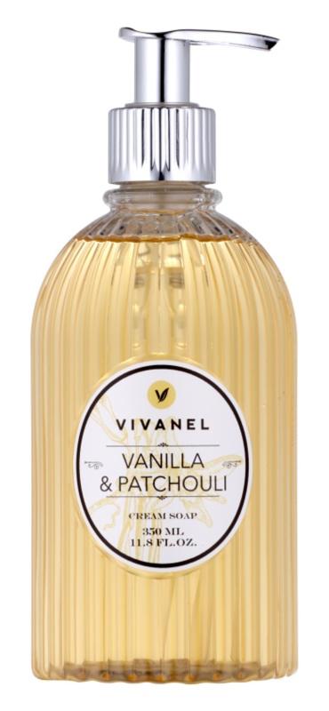 Vivian Gray Vivanel Vanilla&Patchouli krémové tekuté mýdlo