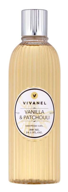 Vivian Gray Vivanel Vanilla&Patchouli Creamy Shower Gel
