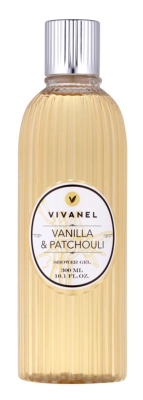 Vivian Gray Vivanel Vanilla&Patchouli кремовий гель для душу