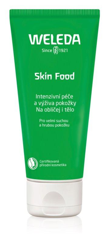 Weleda Skin Food creme nutritivo universal com ervas para pele muito seca