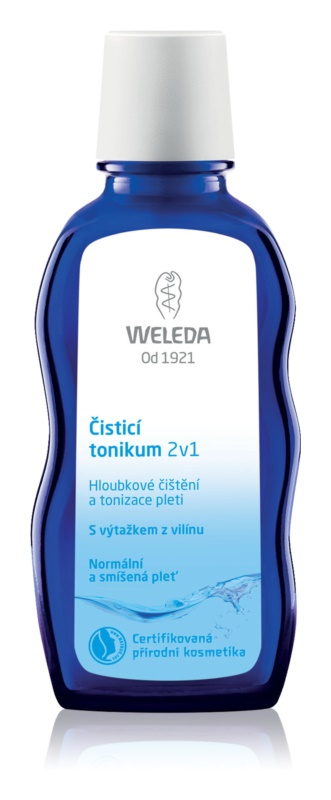 Weleda Cleaning Care Reinigungstonikum 2 in 1