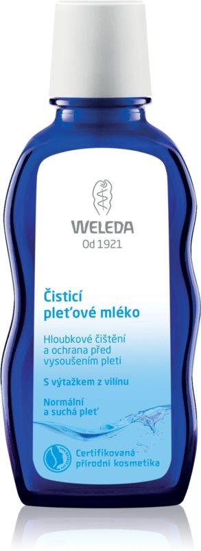 Weleda Cleaning Care čisticí mléko pro normální až suchou pleť