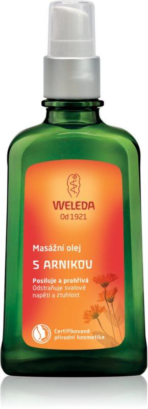 Weleda Arnica masažno olje z arniko