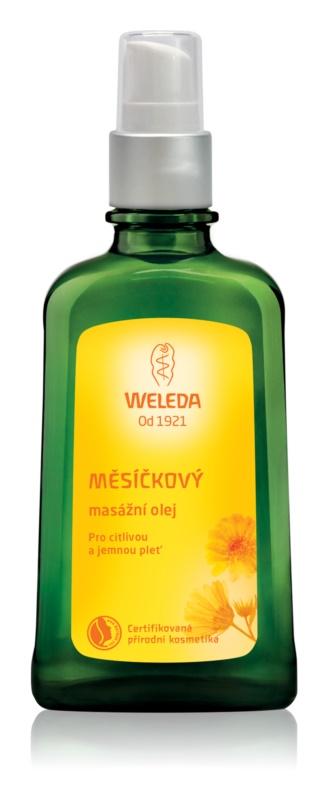 Weleda Calendula масажна олія
