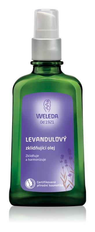 Weleda Lavender pomirjevalno olje