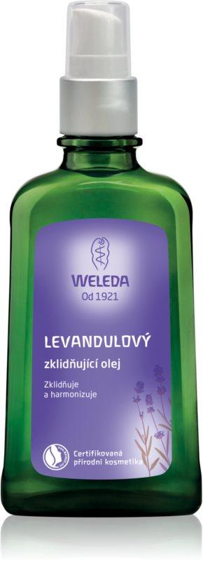 Weleda Lavender Soothing Oil