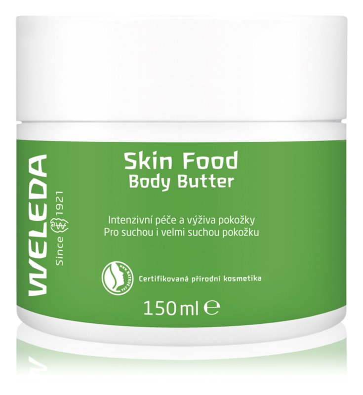 Weleda Skin Food intenzivno maslo za telo za suho do zelo suho kožo