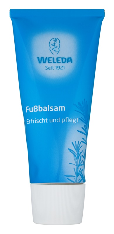 Weleda Foot Care balsam do nóg