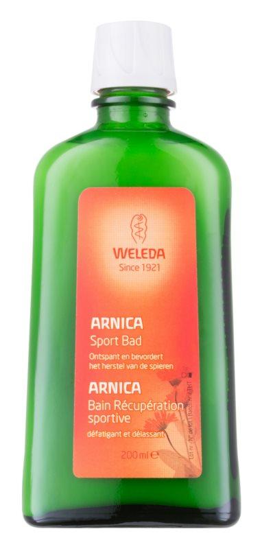 Weleda Arnica baie relaxantă