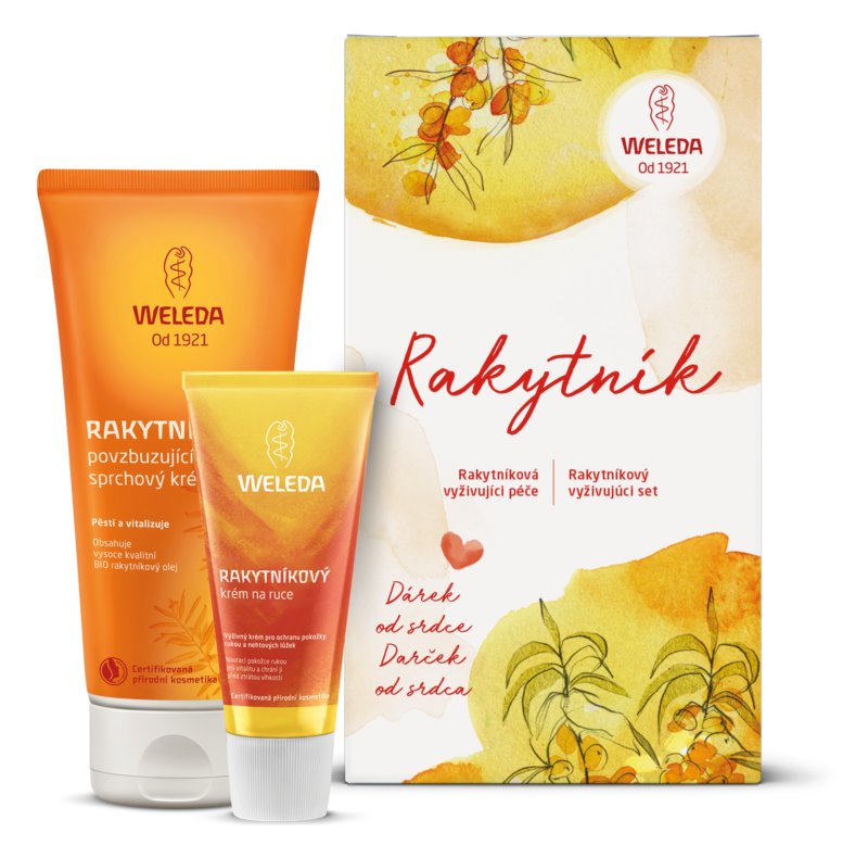 Weleda Sea Buckthorn coffret I.