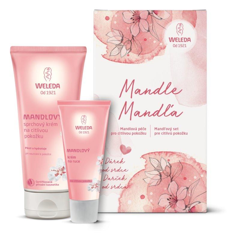 Weleda Almond Cosmetic Set I.