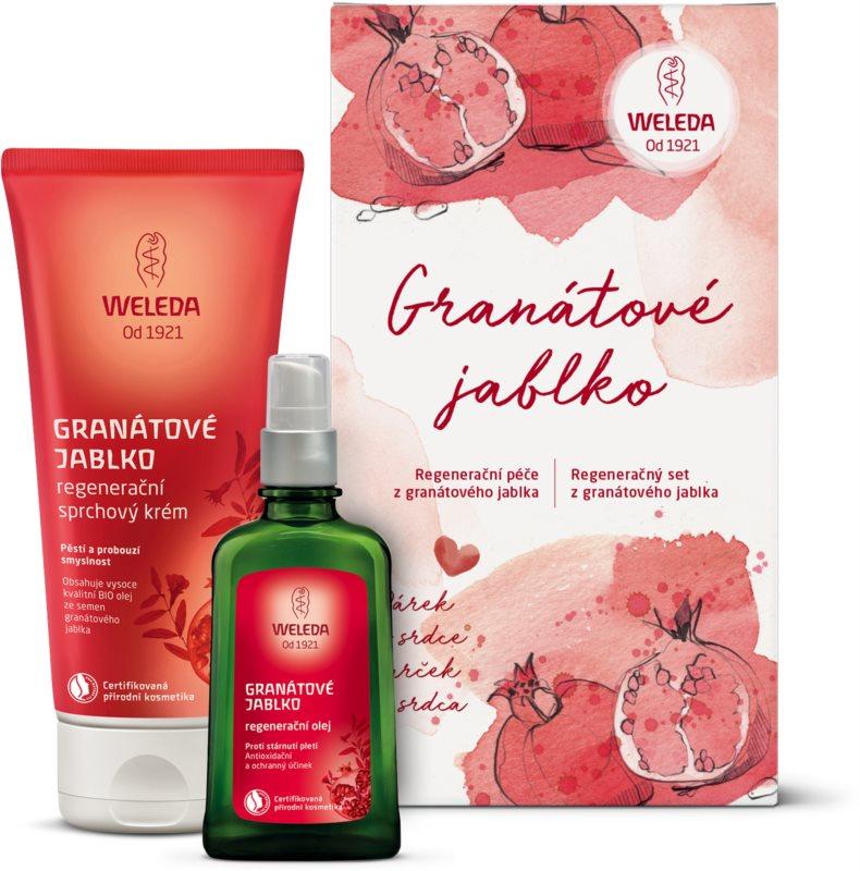 Weleda Pomegranate Cosmetic Set I.
