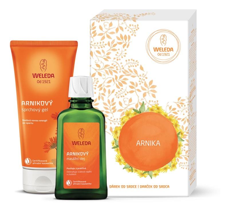 Weleda Arnica set cosmetice XI.