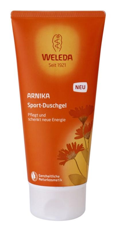 Weleda Arnica гель для душу
