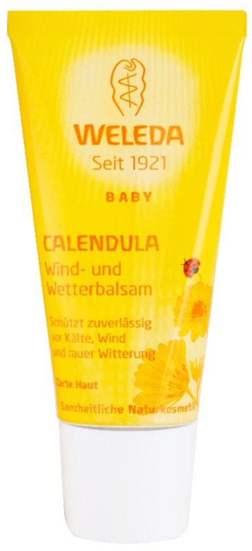 Weleda Baby and Child balsamo protettivo alla calendula per bambini