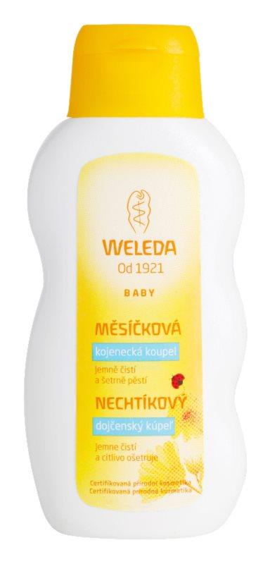 Weleda Baby and Child Baño de caléndula para bebés lactantes