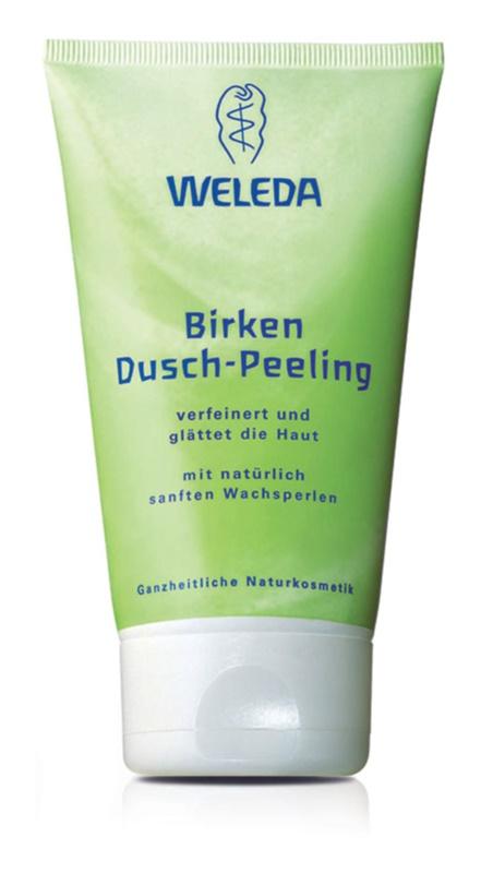 Weleda Birken Duschpeeling