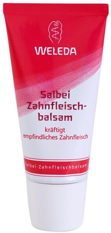 Weleda Dental Care Salbeibalsam für das Zahnfleisch