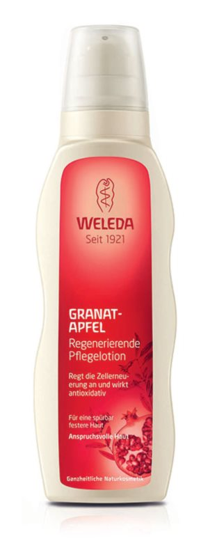 Weleda Pomegranate Відновлююче молочко для тіла