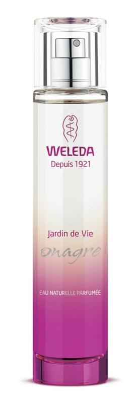 Weleda Jardin de Vie Onagre woda perfumowana dla kobiet 50 ml