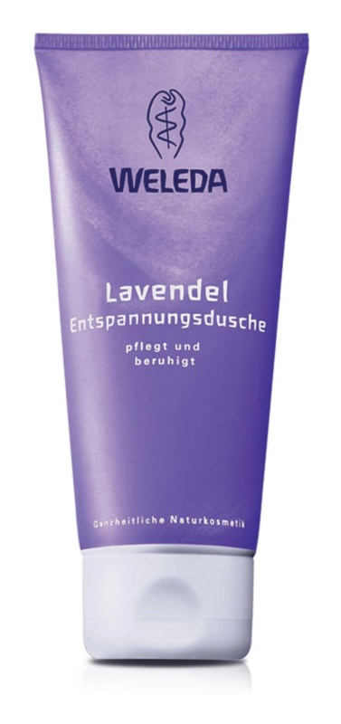 Weleda Lavender Relaxing Shower Cream