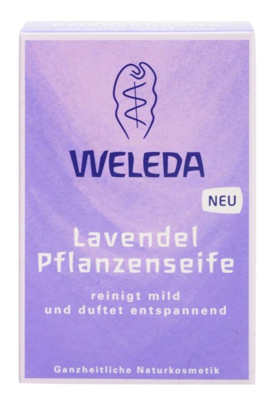 Weleda Lavender mydło roślinne