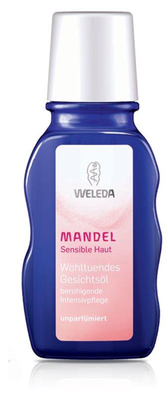 Weleda Almond Facial Oil