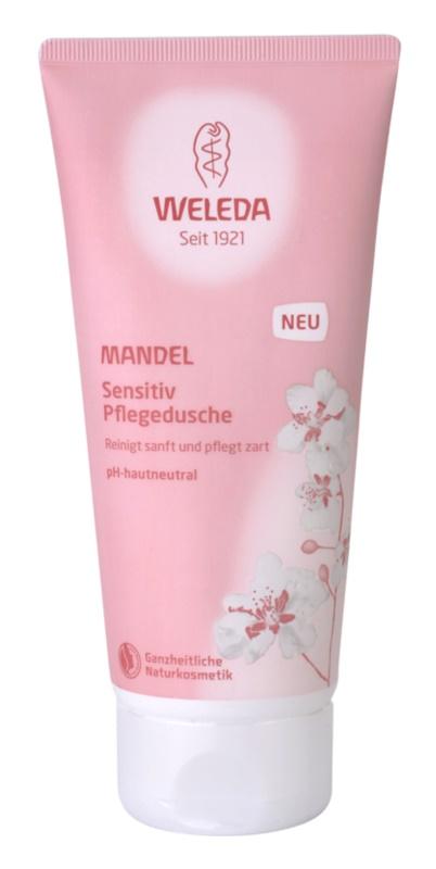 Weleda Almond cremă de duș pentru piele sensibilă
