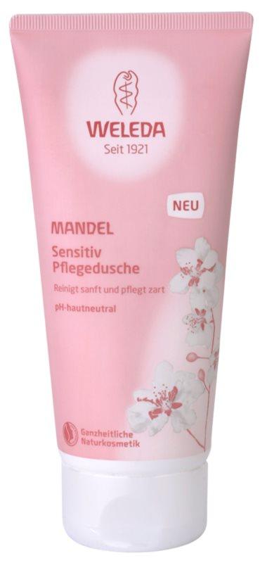 Weleda Mandľa sprchový krém na citlivú pokožku