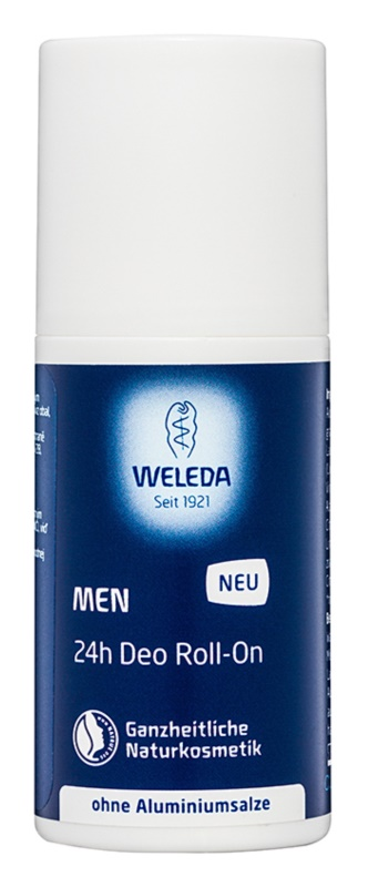Weleda Men Aluminium Salts Free Deodorant Roll-On 24 h