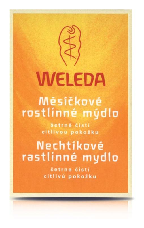 Weleda Calendula mydło roślinne