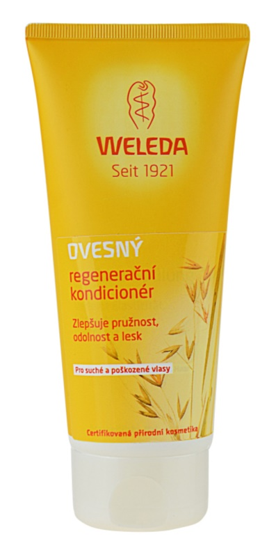 Weleda Oat Regenerating Conditioner for Dry and Damaged Hair