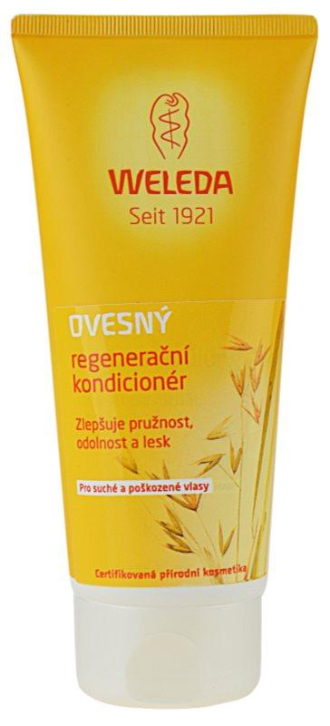 Weleda Oves regenerační kondicionér pro suché a poškozené vlasy