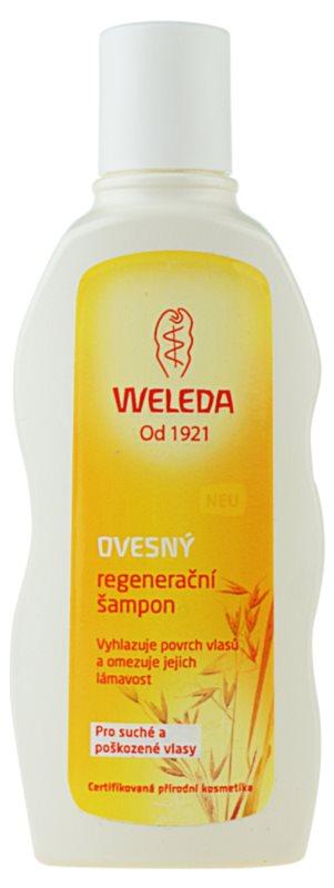 Weleda Oves regenerační šampon pro suché a poškozené vlasy