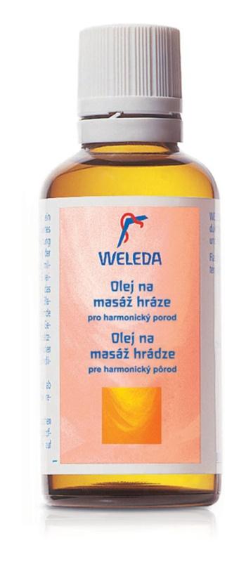 Weleda Pregnancy and Lactation Damm-Massageöl