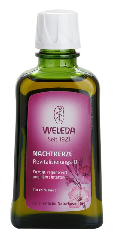 Weleda Evening Primrose відновлююча олійка для тіла