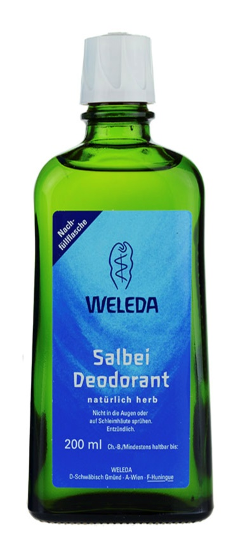 Weleda Sage deodorant rezervă