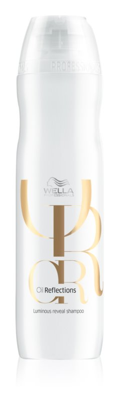 Wella Professionals Oil Reflections Light Moisturising Shampoo for Shiny and Soft Hair