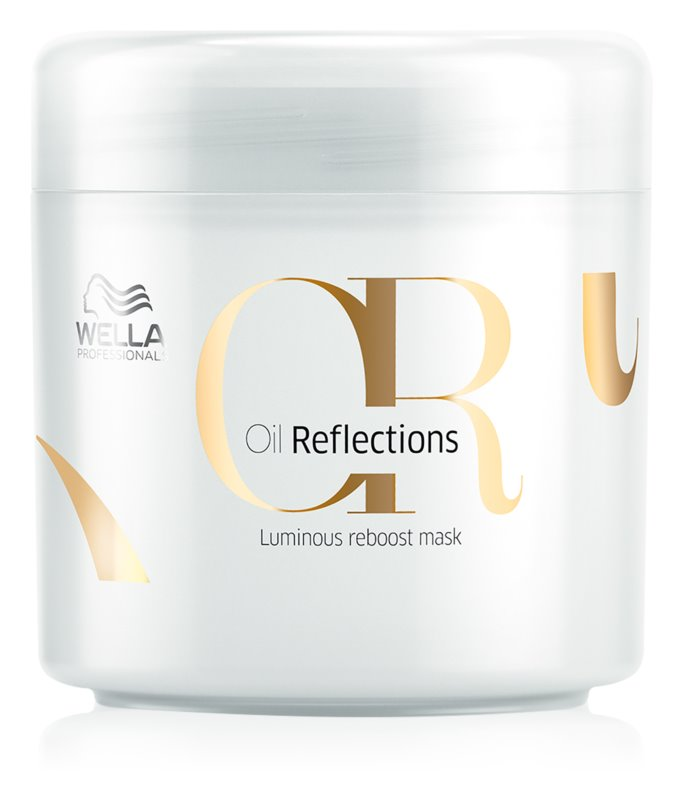 wella professionals oil reflections masque nourrissant. Black Bedroom Furniture Sets. Home Design Ideas