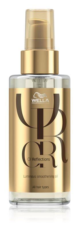 Wella Professionals Oil Reflections glättendes Öl für glänzendes und geschmeidiges Haar