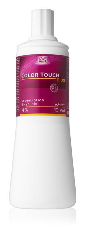 Wella Professionals Color Touch Plus Activerende Emulsie
