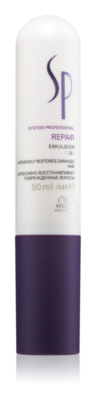 Wella Professionals SP Repair emulsie pentru par degradat sau tratat chimic