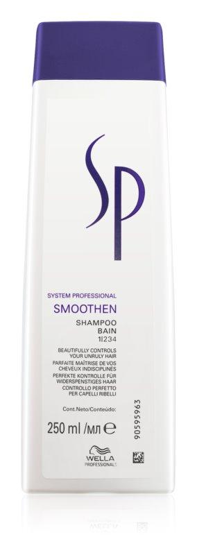 Wella Professionals SP Smoothen šampón pre nepoddajné a krepovité vlasy