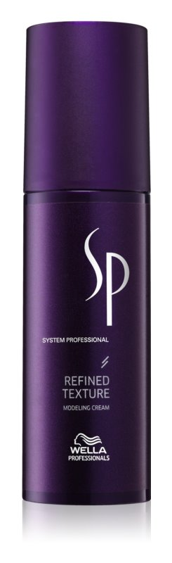 Wella Professionals SP Styling Styling Refined Texture Modeling Cream