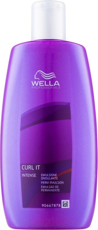 Wella Professionals Curl It Intense permanent pentru par normal